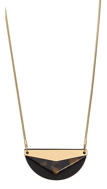 Madewell Framecraft Pendant Necklace