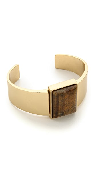 Madewell Tiger's Eye Cuff