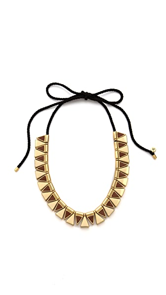 Madewell Threaded Thorn Necklace
