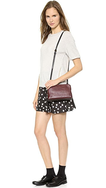 Madewell Twin Pouch Cross Body Bag
