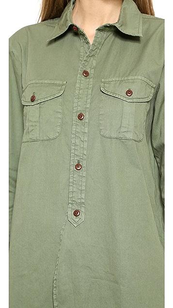 Madewell Heritage Cargo Shirt