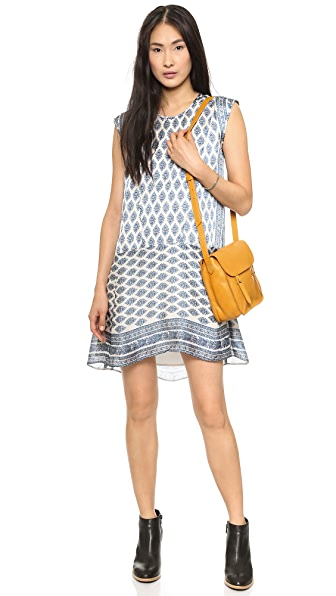 Madewell Lelou Swing Dress