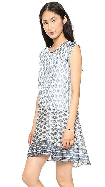 Madewell Lelou Swing Dress