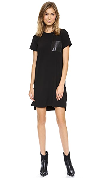 Madewell Aurora T-Shirt Dress