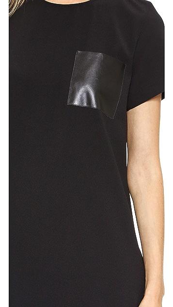 Madewell Aurora T-Shirt Dress