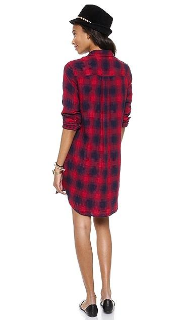 Madewell Emi Popover Shirt Dress