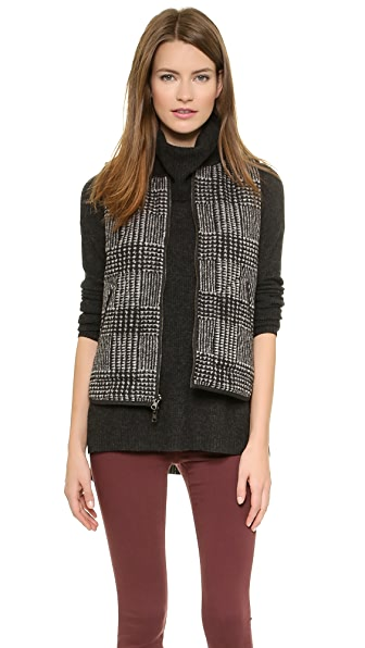 Madewell Reversible Quilted Puffer Vest