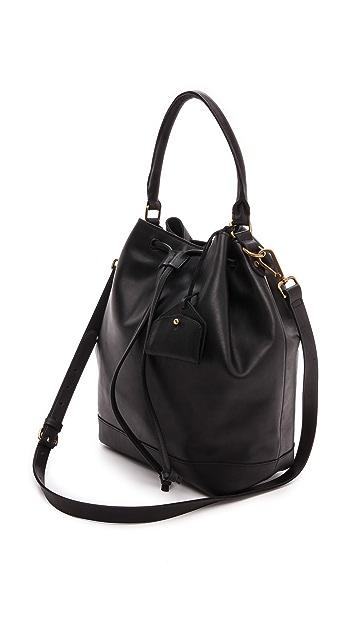 Madewell Fenwick Bucket Bag