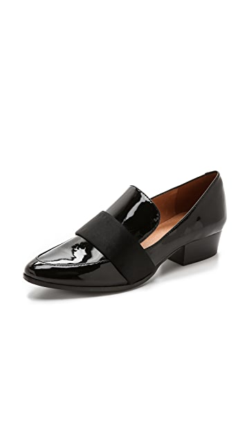 Madewell The Lytton Loafers