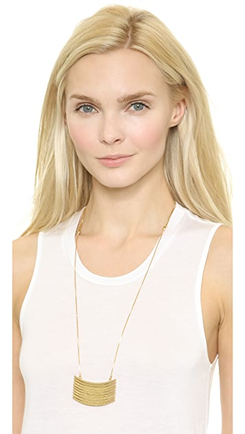 Madewell Crescent Stack Necklace