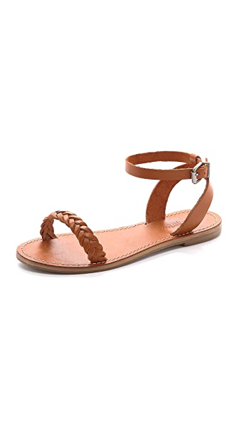 Madewell Braided Sightseer Sandals