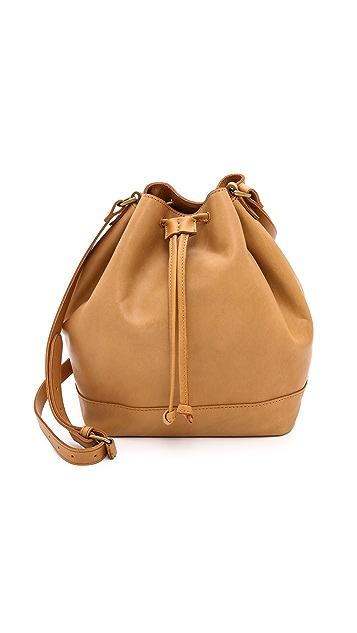 Madewell Small Bucket Bag