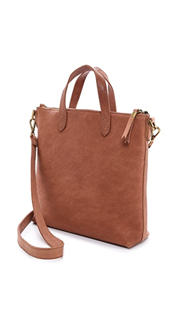 Madewell Box Transport Mini Cross Body Bag