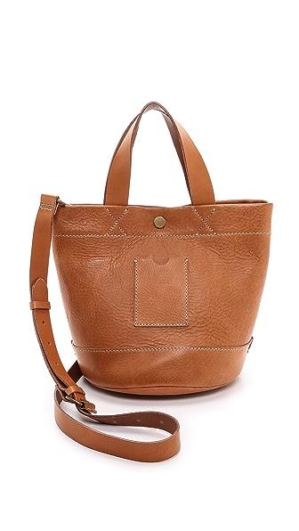 Madewell Rivet & Thread Cross Body Bucket Bag