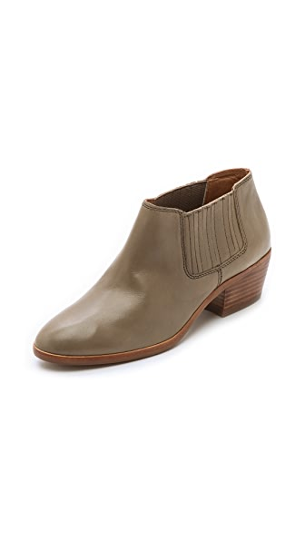 Madewell Claire Chelsea Booties
