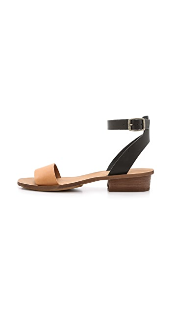 Madewell The Veronique Sandals