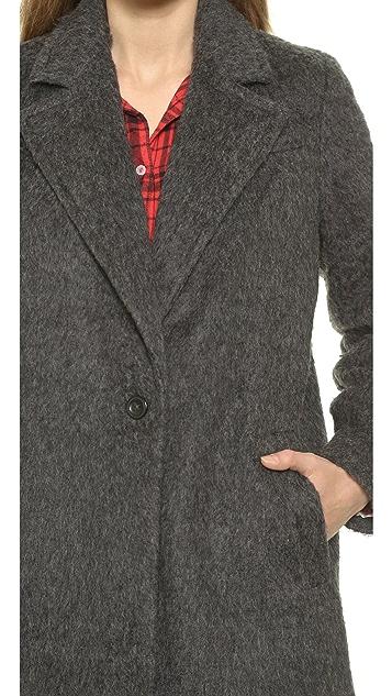 Madewell Cocoon Coat