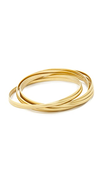 Madewell Intertwine Bangle Bracelet