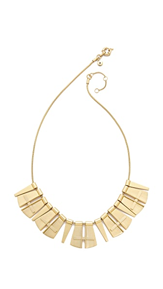 Madewell Gildstitch Statement Necklace