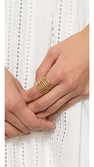 Madewell Wirestack Ring