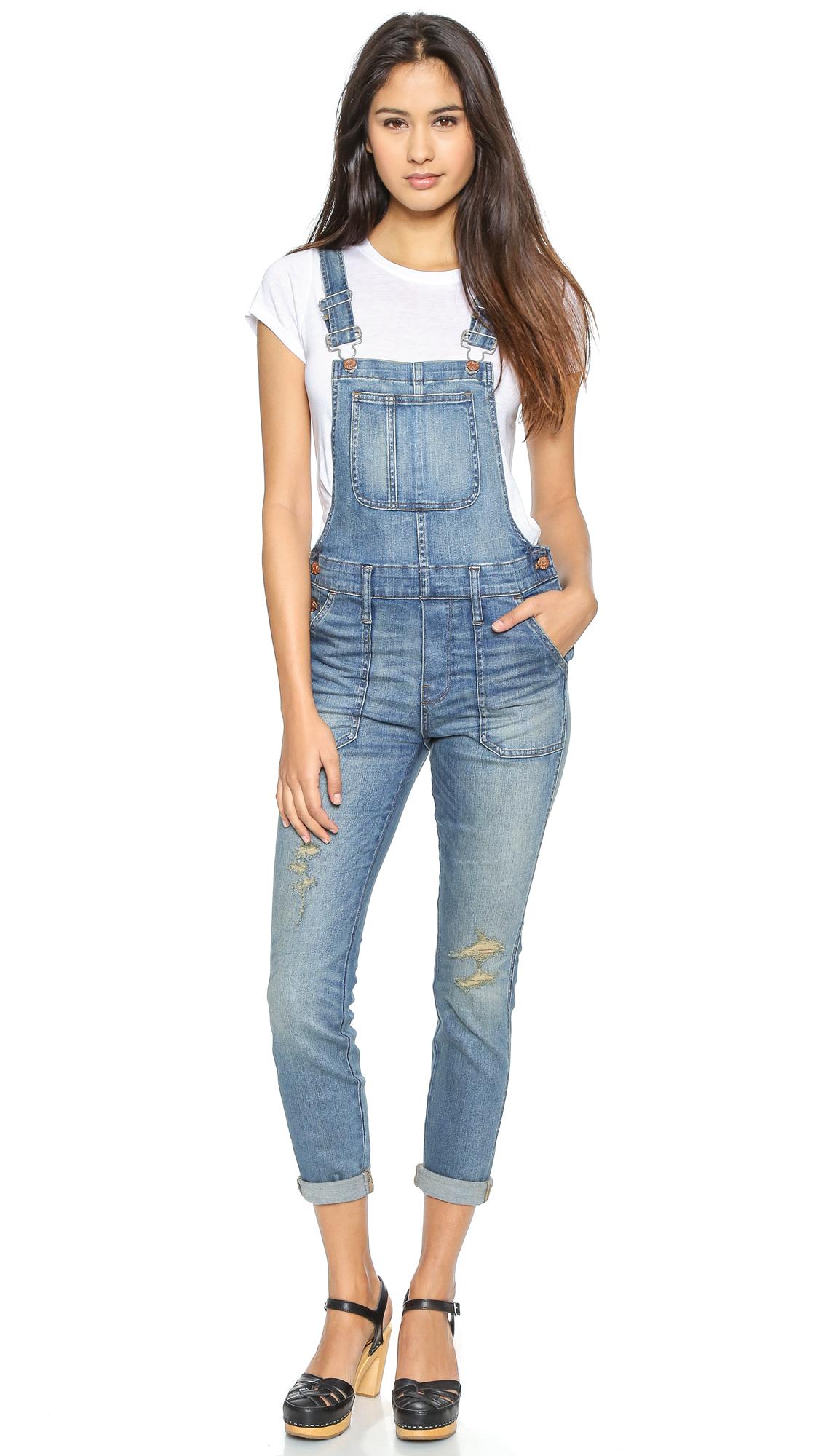 91793b29b4 Skinny Jeans Overalls