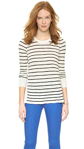 Madewell Sunview Stripe Sweater