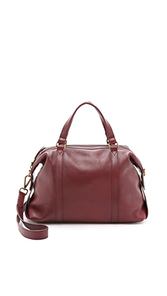 Madewell The Glasgow Satchel
