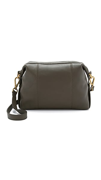 Madewell The Mini Cross Body Glasgow Satchel