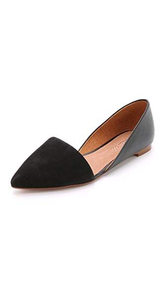Madewell The Kendra d'Orsay Flats
