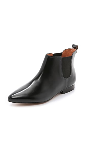 Madewell The Nico Shiny Boots