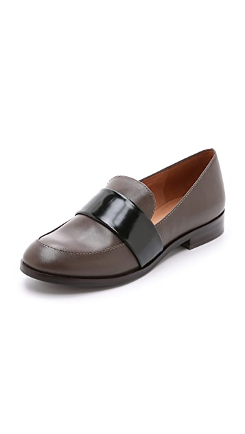 Madewell Darla Banded Loafers