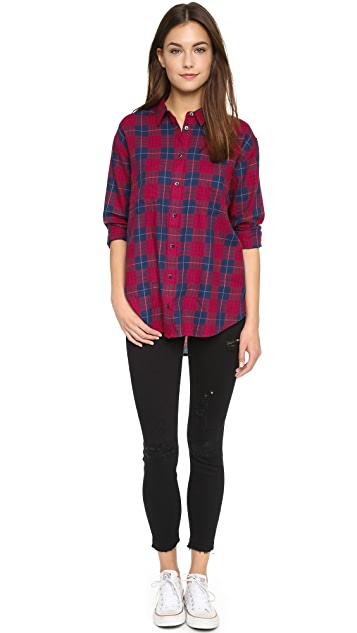 Madewell Relaxed Oversized Shirt