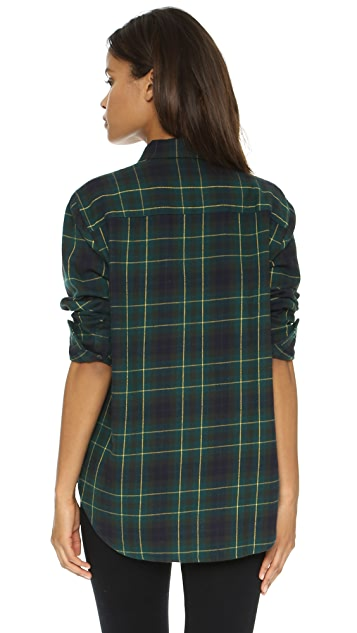 Madewell Oversized Relaxed Button Down