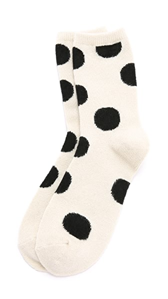 Madewell Big Dot Trouser Socks