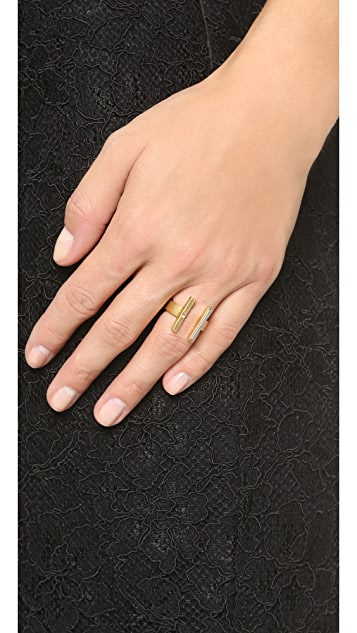 Madewell Cati Dot Ring