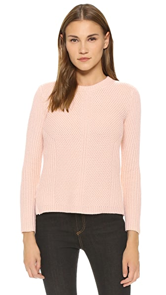 Madewell Sophia Ribbed Sweater