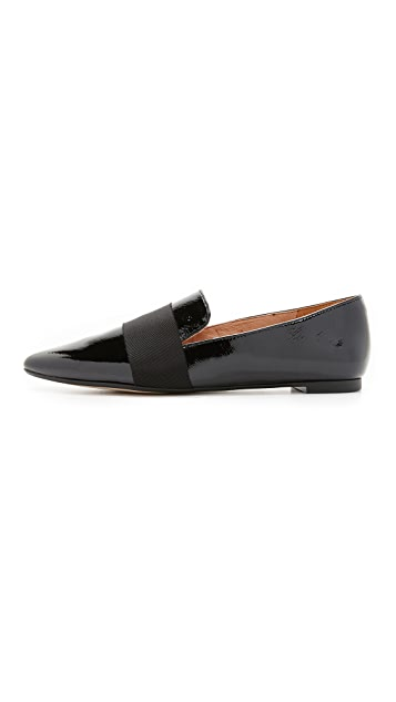 Madewell Kalie Banded Loafers