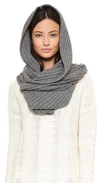 Madewell Hooded Scarf