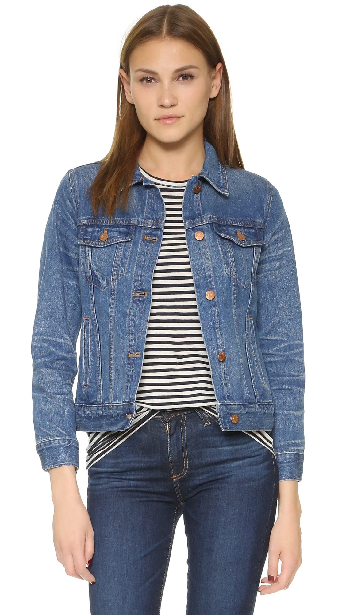 Madewell Denim Jacket | SHOPBOP