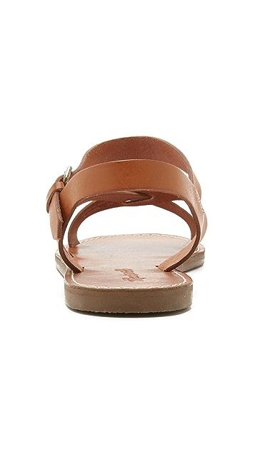 Madewell Boardwalk Crisscross Sandals