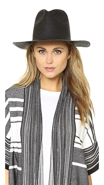 Madewell Mesa Hat In Black