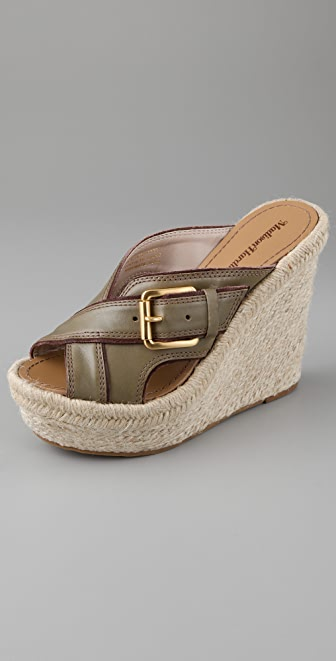 Madison Harding Ryder Platform Wedge Espadrilles