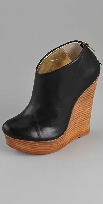 Madison Harding Bradford Platform Wedge Booties