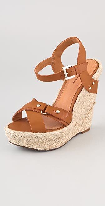 Madison Harding Riley Wedge Espadrilles