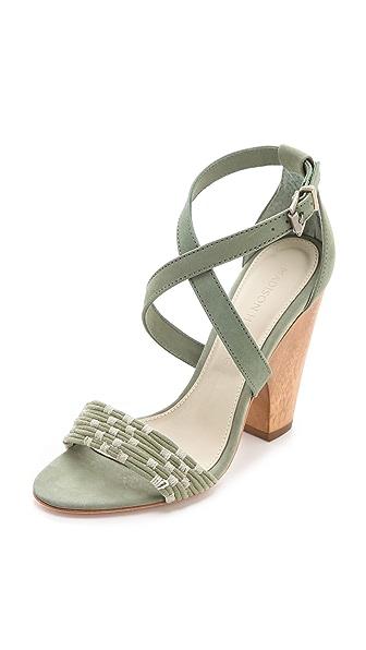 Madison Harding Ben Woven Sandals