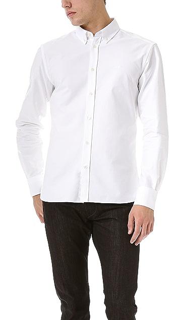 Maison Kitsune Classic Button Down Shirt