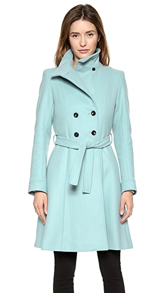 Maison Kitsune Twiggy Trench Coat