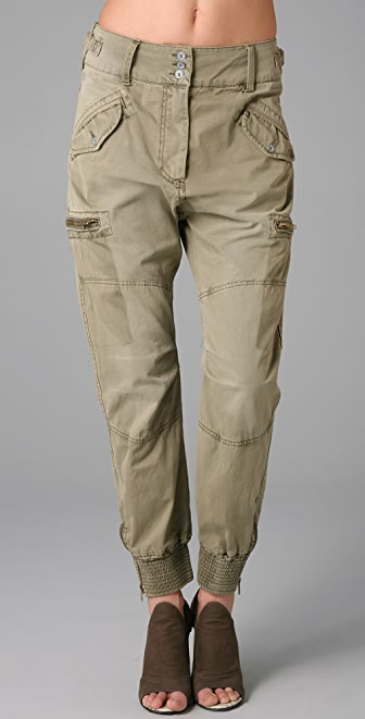 Scotch & Soda/Maison Scotch Baggy Fashion Cargo Pants