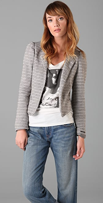 Scotch & Soda/Maison Scotch Fashion Tweed Jacket