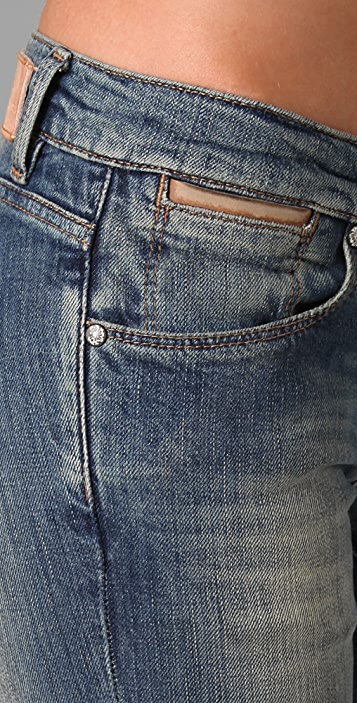 Scotch & Soda/Maison Scotch Cinq P Straight Leg Jeans